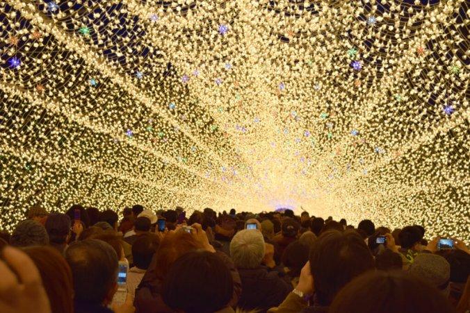 Nabana No Sato - Tunnel of Lights