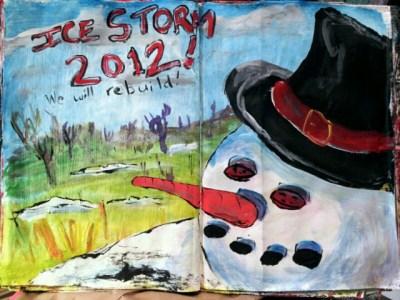 Ice Storm 2012
