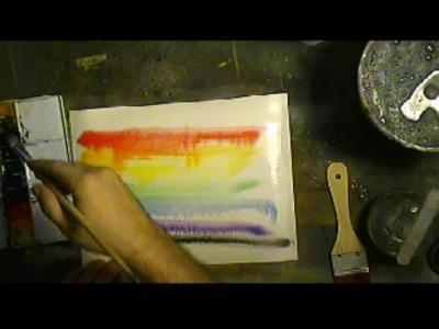 Watercolor Flow Demo