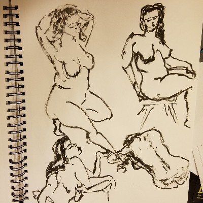 #inkbrush #brushpen #ilovemybrushpen #i<3brushpens #watercolor #watercolour #figuredrawing #lifedrawing #nudeart #sketch #sketchartist #sketching #drawing #pinup #pinupartist #figuredrawing #drawinggirl