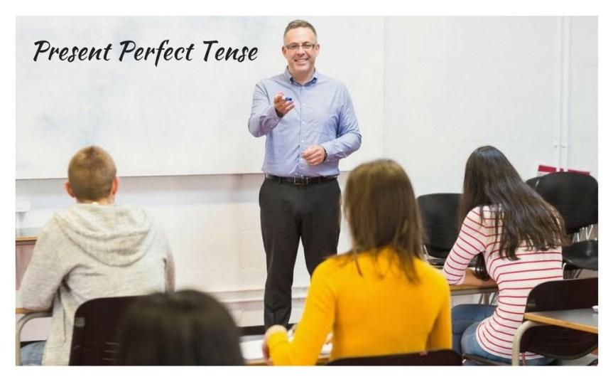 Present Perfect Tense in English Grammar 1