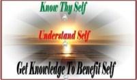 know thyself 3