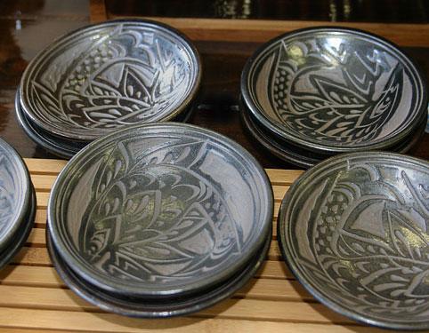 Okinawan Tsuboya Pottery