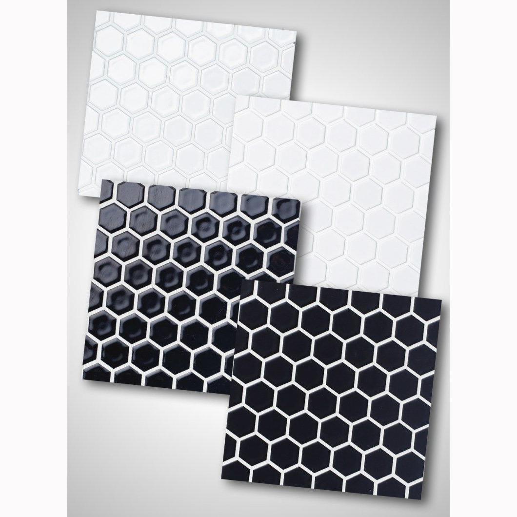 hexagon hex 2m matte black 1x1