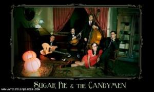 Sugarpie & the Candymen