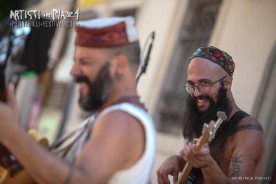 sabato 16 giugno 2018 / Artisti in Piazza / Pennabilli Festival / ph Michele Pierucci