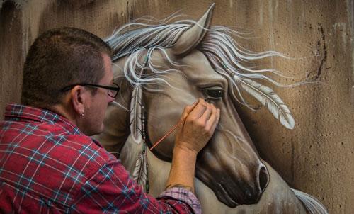 Stuart Vimpani Artist Painter