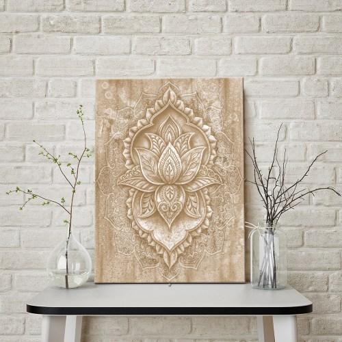 lotus flower stone