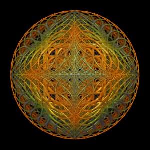 Fractal, Computational Art, Generative Art, Tesselation