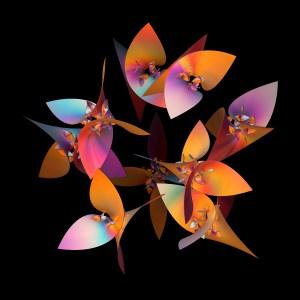 Computational art, Generative art, Fractals