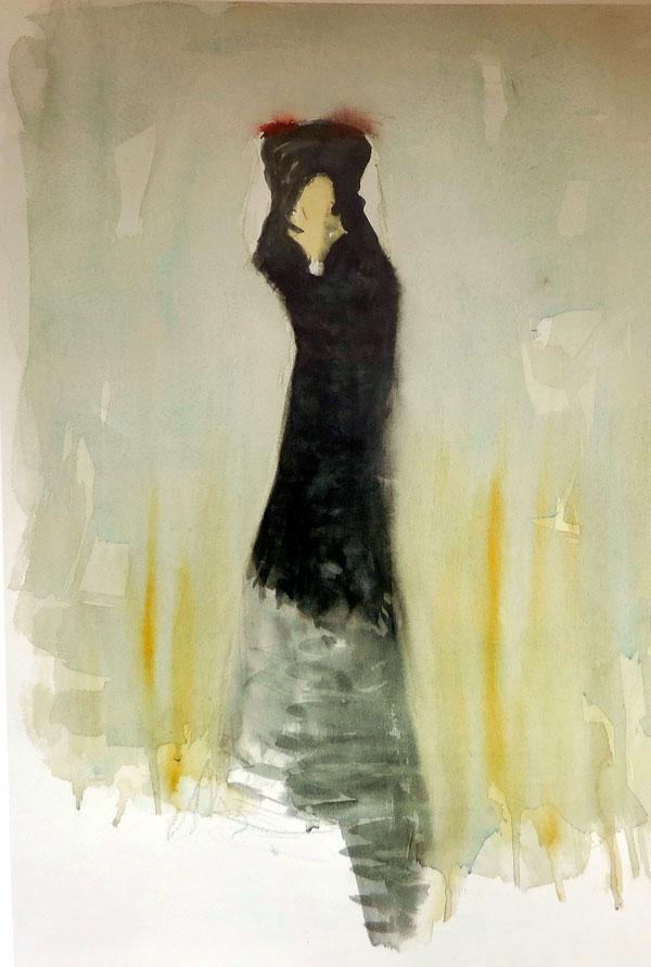 Amir Balaban - Crane Portrait