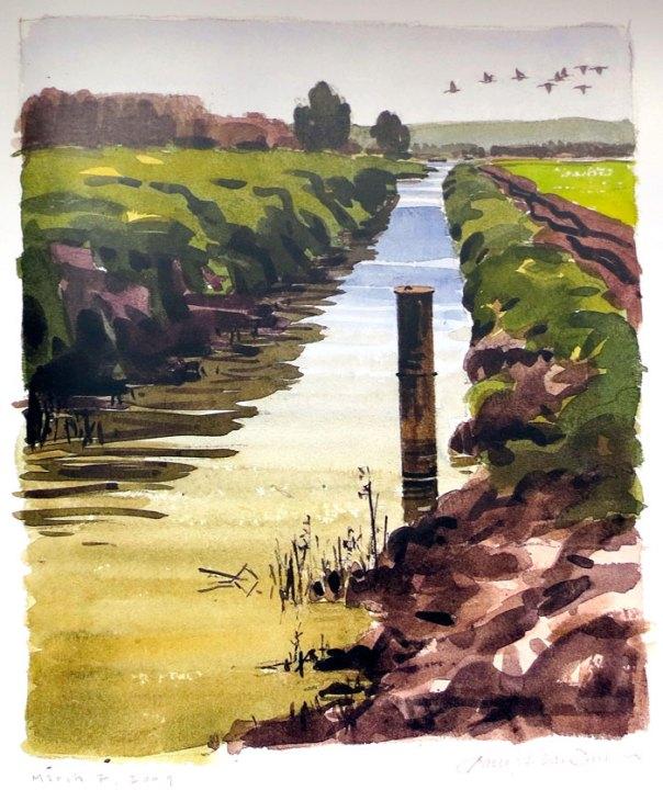 Barry Van Dusen - Farmland