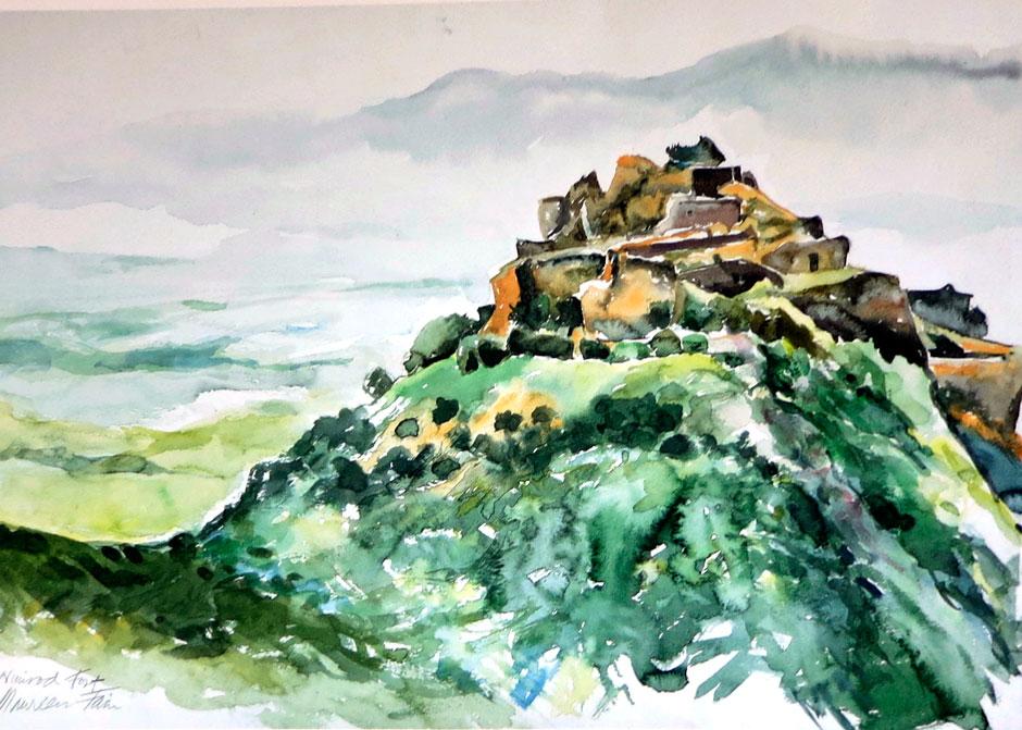 Maureen Fain - Nimrod Castle