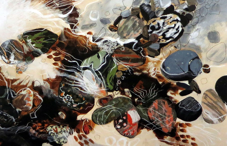 Anna Kirk Smith - Geological Medley Dixcart-bay