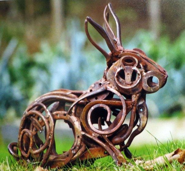 Harriet Mead - Black Rabbit