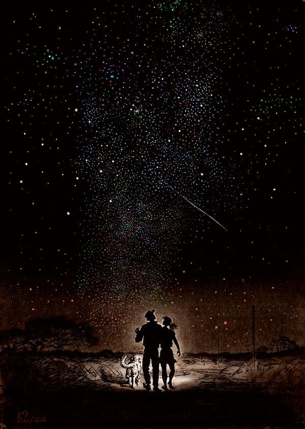 Vadim Gorbatov - Milky Way
