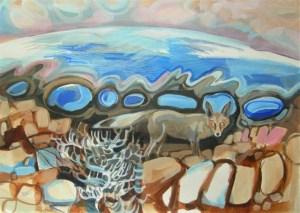Nik Derry, desert fox and sink holes