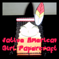 Make Foldable Indian Paper Girl
