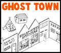 Model Ghost Town Craft