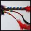 """Native   American Talking Stick <span class=""""western"""" style="""" line-height: 100%""""> : American Indians Arts and Crafts Projects for Children</span>"""