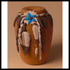 "Native   Pottery Replicas <span class=""western"" style="" line-height: 100%""> : Thanksgiving Indians Crafts</span>"