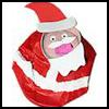 Soda   Pop Can Santa