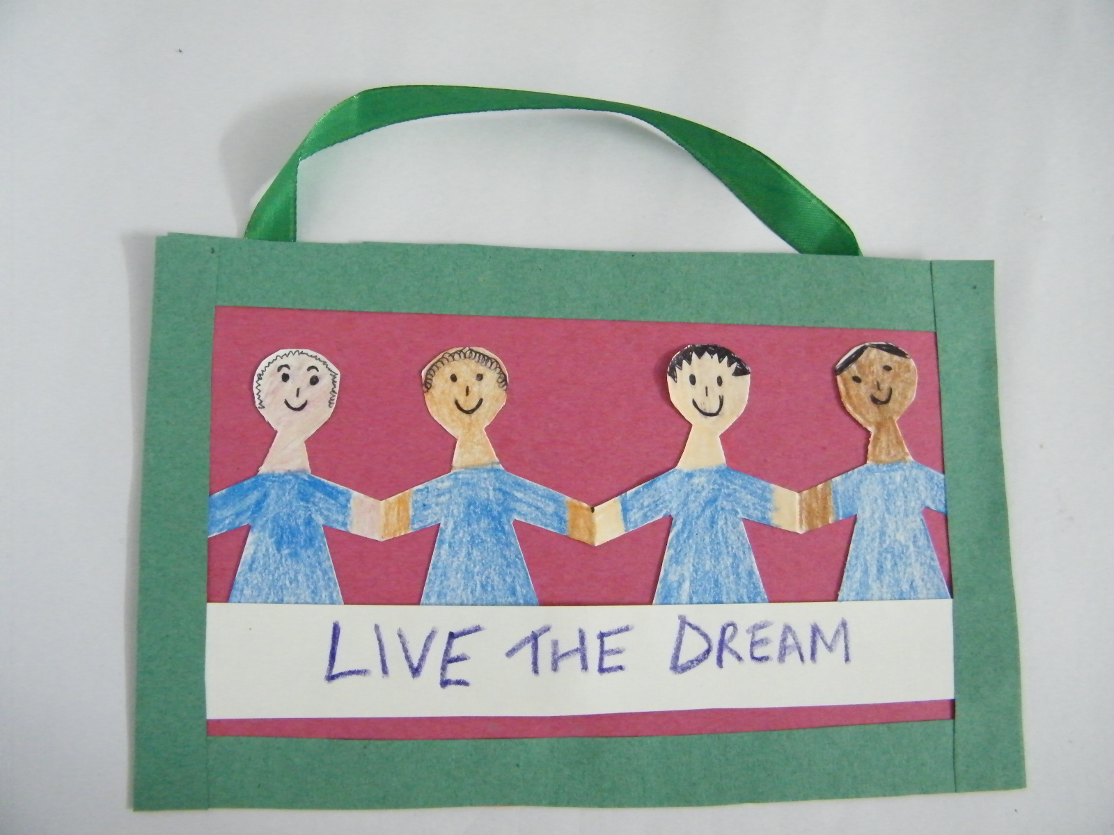 Martin Luther King Day Poster Arts Amp Crafts Activity For