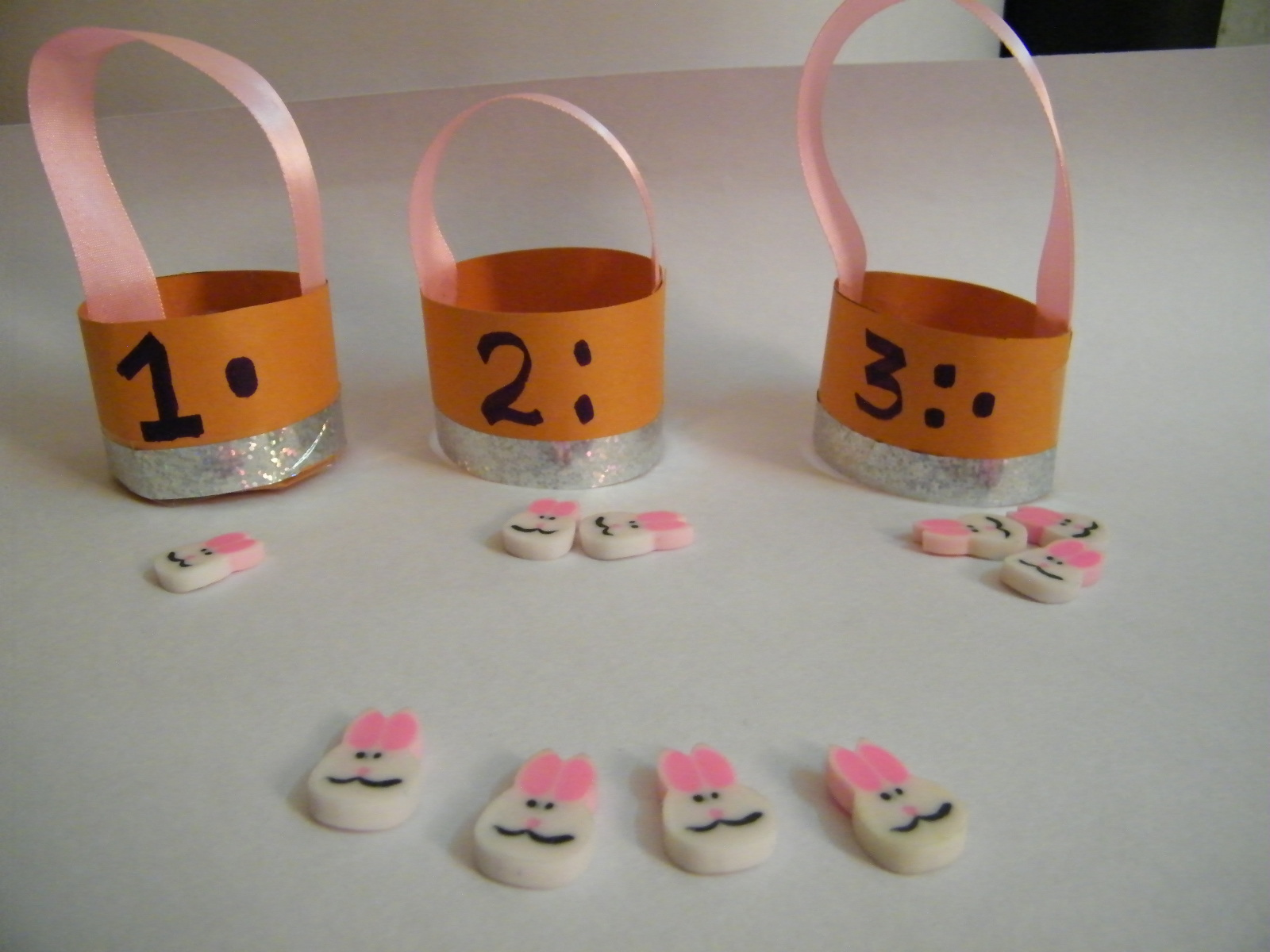 Preschool Crafts For Kids Easter Counting Game Math Craft