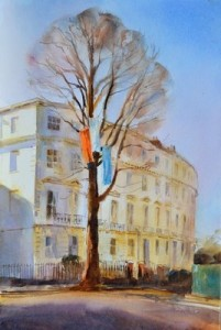 Cecil Rice The Seven Dials Elm