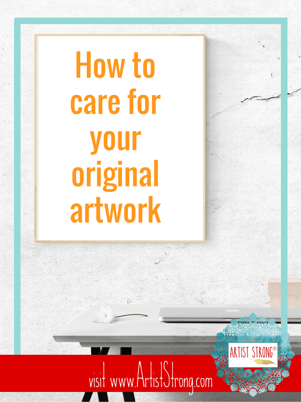 art care | damaged artwork | fix art | art ideas | art resources