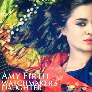 Album cover for The Watchmaker's Daughter