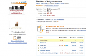 Screen Shot of Book from Amazon (AL)
