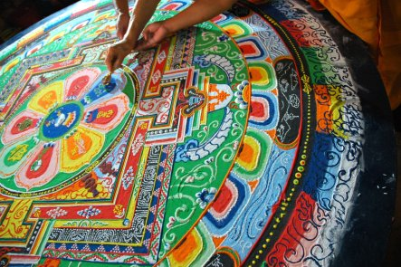 Artist Strong: How To Draw a Mandala