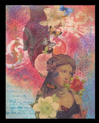 Creative Spirit Shelby Pizzarro talks about her art on Artist Strong