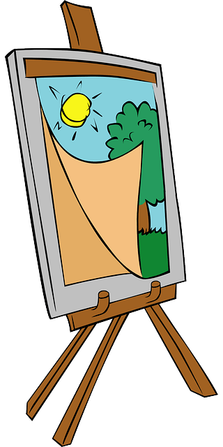 How to Refine An Artwork on Artist Strong