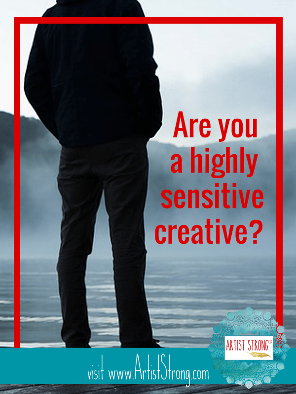art resources | HSP | highly sensitive person | HSP and creativity | artists and HSP