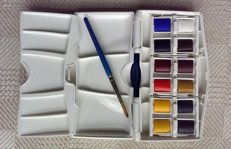 How to Travel with Your Creativity on Artist Strong; Learn how to create a portable toolkit for your creativity.