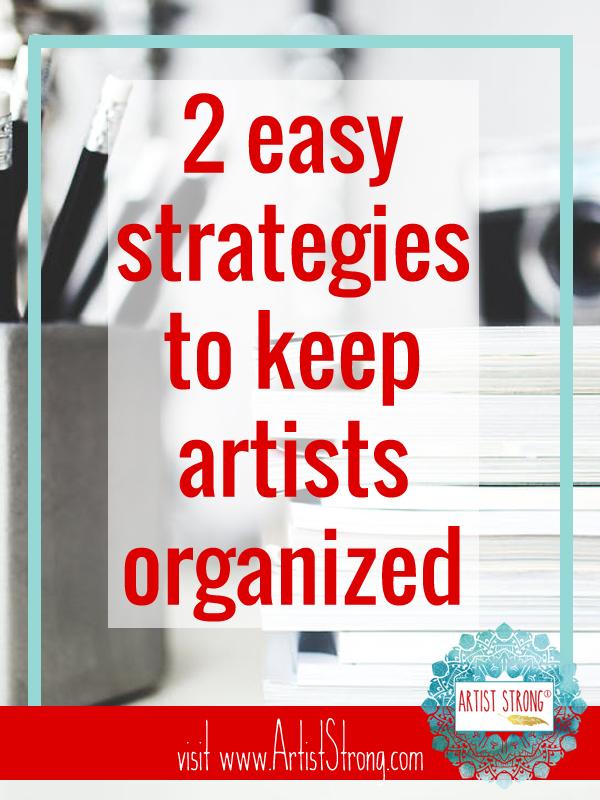 artist organized, art marketing, art advice, art resources, organization tips