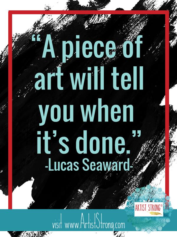 art interview, artist interview, art ideas, art resources, art education, lucas seaward, bitumen, art