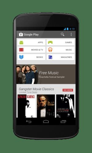[How to] วิธีอัพเดต Google Play Store ภาคบังคับ