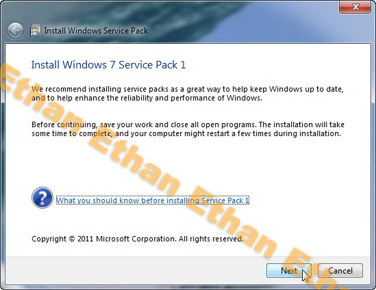Windows 7 SP1 2