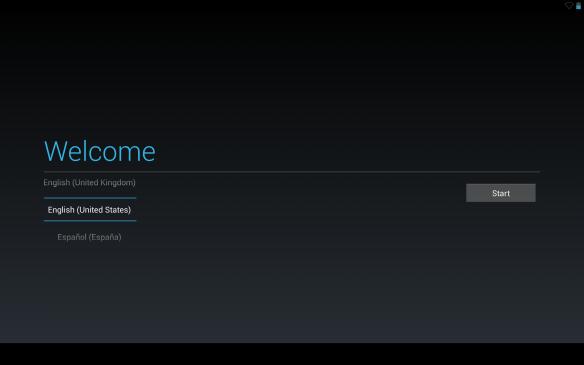 Nexus 10 Welcome