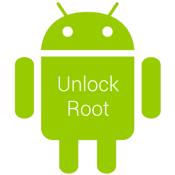 Android Unlock Root Logo