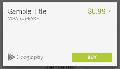 [Dev] Google Play In-app Billing สำหรับ Android : Part 1 เตรียมความพร้อม