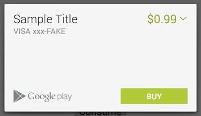 [Dev] Google Play In-app Billing สำหรับ Android : Part 2 การเขียนคำสั่งขั้นพื้นฐาน