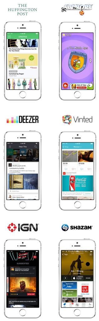 Native Ad ตาม App ต่าง ๆ