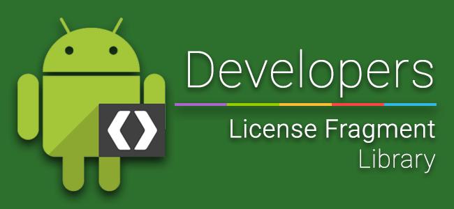 [Dev] แสดงข้อมูล Open-source licenses บน Android App ง่าย ๆ ด้วย License Fragment Library