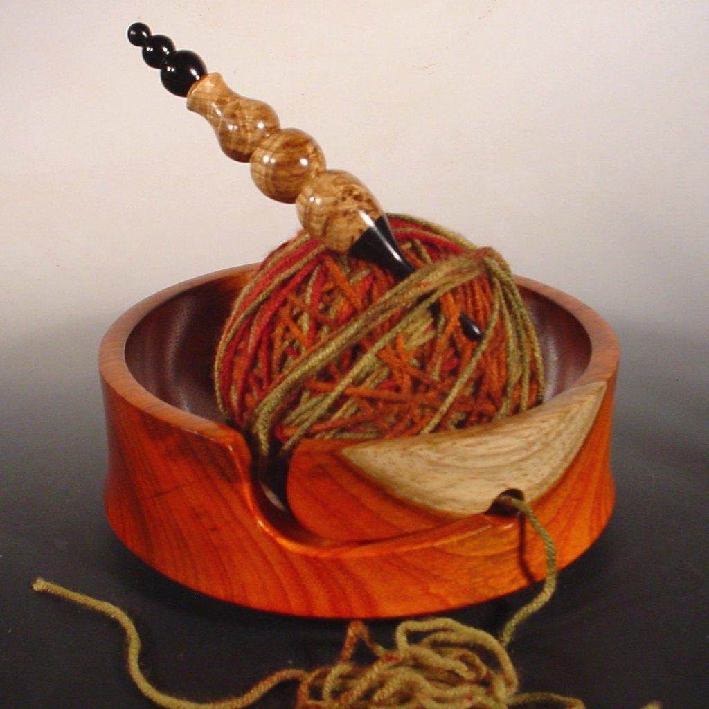 Nelsonwood -Yarn Bowl