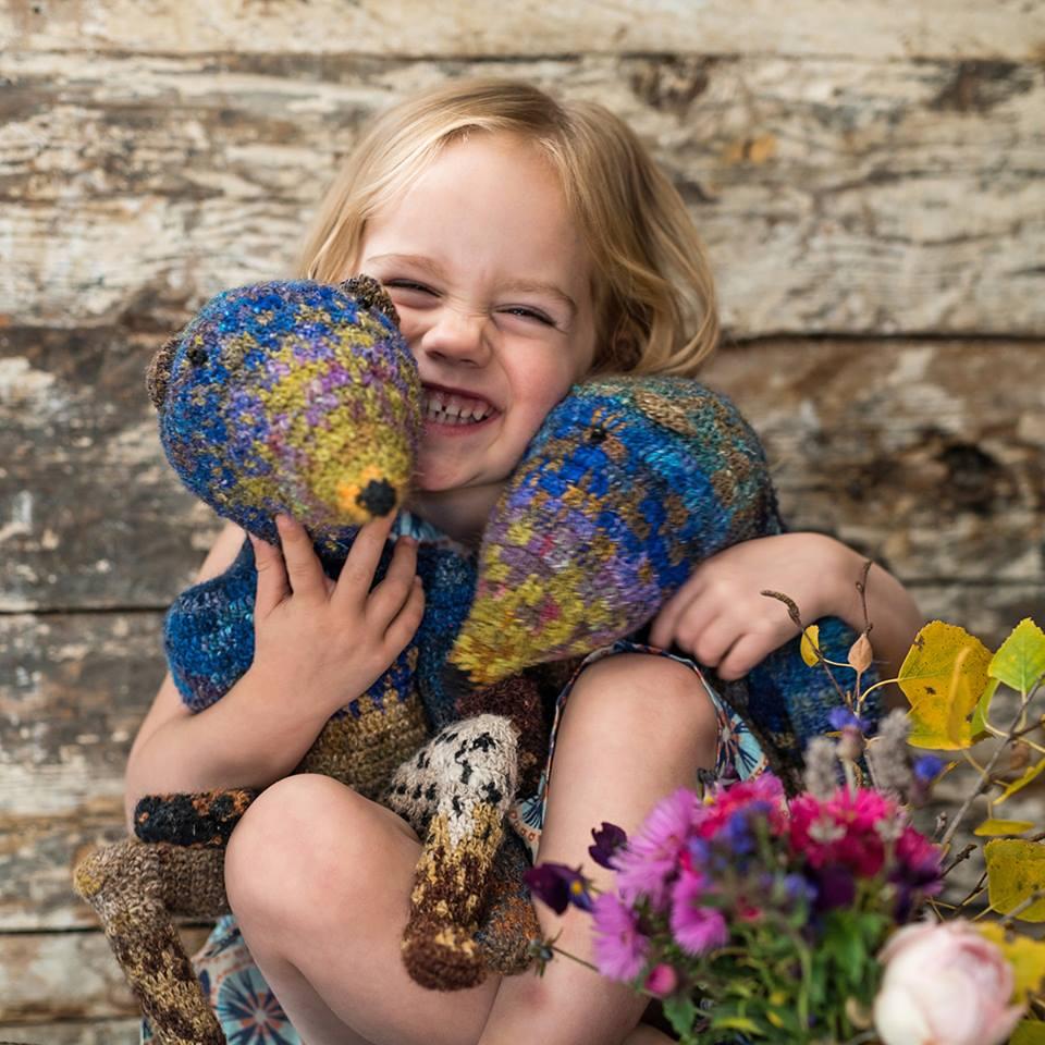 Tija Crochet - Handmade crocheted bears from Latvia