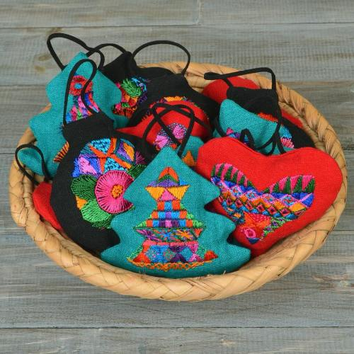 MayaMam Guatemalan fair trade ornaments